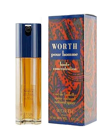 Worth Pour Homme Haute Concentration cologne for Men by Worth