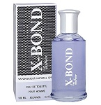 X-Bond Silver  cologne for Men by X-Bond