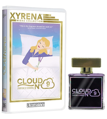 Midas Collection Cloud No 9 Unisex fragrance by Xyrena