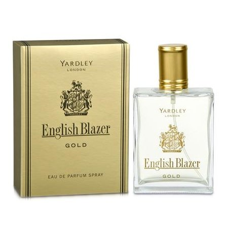 English Blazer Gold cologne for Men by Yardley