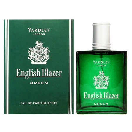 English Blazer Green cologne for Men by Yardley