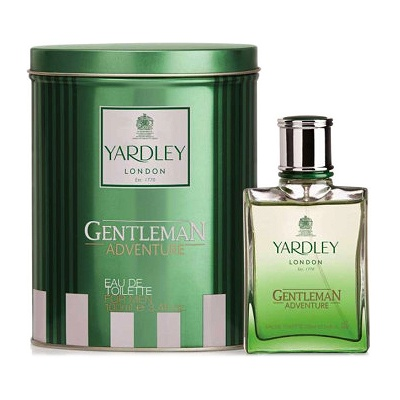 Gentleman Adventure cologne for Men by Yardley