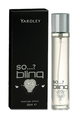 So Bling perfume for Women by Yardley