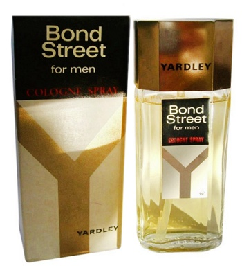 Bond Street cologne for Men by Yardley