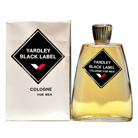 Black Label cologne for Men by Yardley