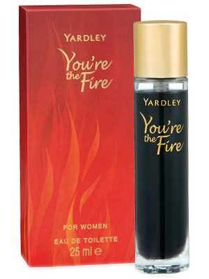 You're the Fire perfume for Women by Yardley