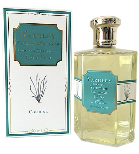 Imperial Vetyver Unisex fragrance by Yardley