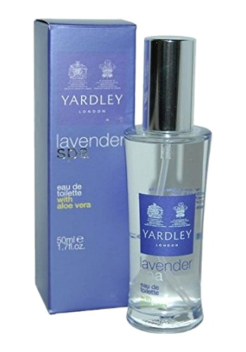 Lavender Spa perfume for Women by Yardley