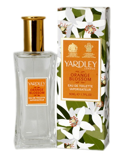 Heritage Collection Orange Blossom perfume for Women by Yardley