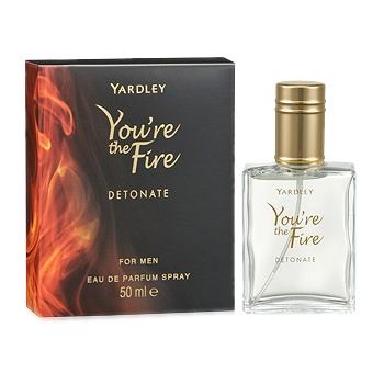 You're the Fire Detonate cologne for Men by Yardley