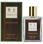 Citrus & Wood  cologne for Men by Yardley 2011
