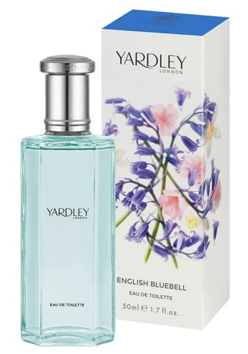 English Bluebell perfume for Women by Yardley