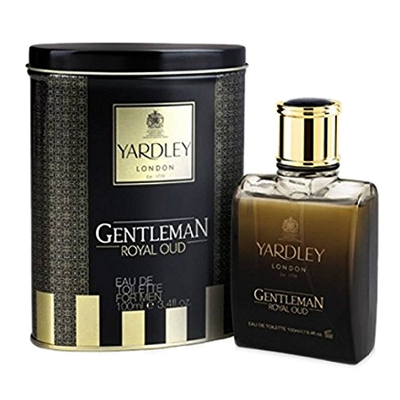 Gentleman Royal Oud cologne for Men by Yardley