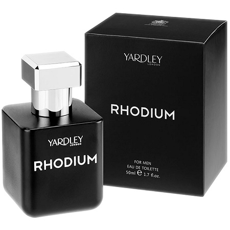 Rhodium cologne for Men by Yardley