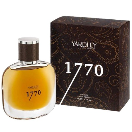1770 cologne for Men by Yardley