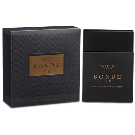 Bond St No 33 cologne for Men by Yardley