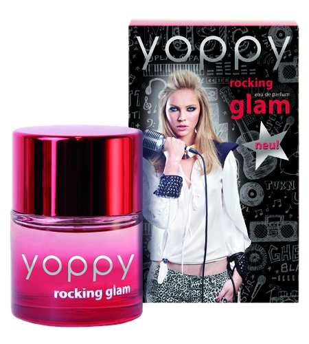 Rocking Glam perfume for Women by Yoppy