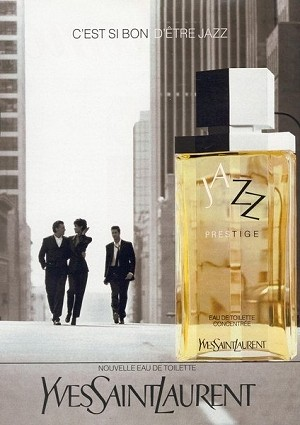 Jazz Prestige cologne for Men by Yves Saint Laurent
