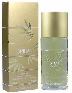 Opium Summer 2002 perfume for Women by Yves Saint Laurent