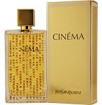 Cinema  perfume for Women by Yves Saint Laurent 2004