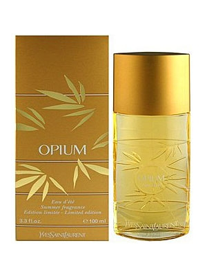 Opium Summer 2004 perfume for Women by Yves Saint Laurent
