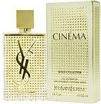 Cinema Gold  perfume for Women by Yves Saint Laurent 2005