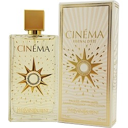 Cinema Festival D'Ete 2007 perfume for Women by Yves Saint Laurent