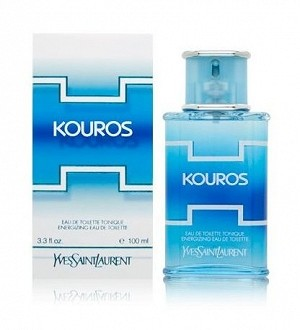 Kouros Energizing Tonique 2008 cologne for Men by Yves Saint Laurent