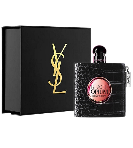 Black Opium Make It Yours Fragrance Jacket Collection perfume for Women by Yves Saint Laurent