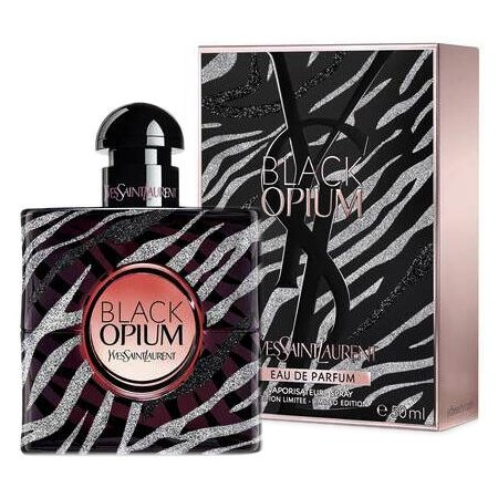 Black Opium Zebra Limited Edition perfume for Women by Yves Saint Laurent