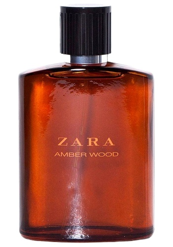 Amber Wood cologne for Men by Zara