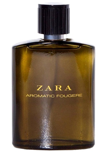Aromatic Fougere cologne for Men by Zara