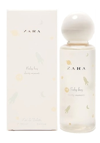 Baby Boy Dainty Moments cologne for Men by Zara