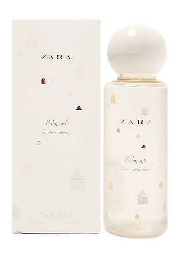 Baby Girl Dainty Moments perfume for Women by Zara