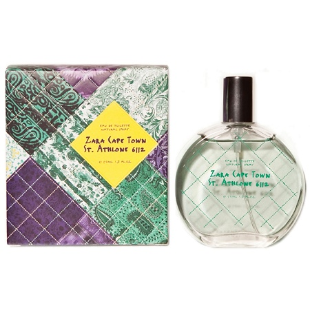 City Collection Cape Town St. Athlone 6112 perfume for Women by Zara