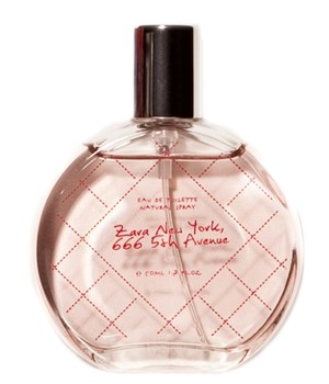 City Collection New York 666 5th Avenue perfume for Women by Zara