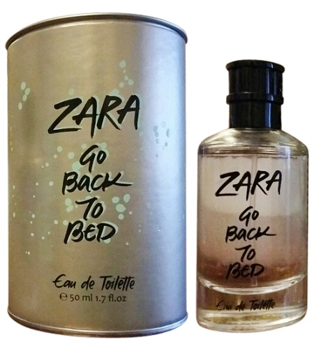 Go Back To Bed perfume for Women by Zara