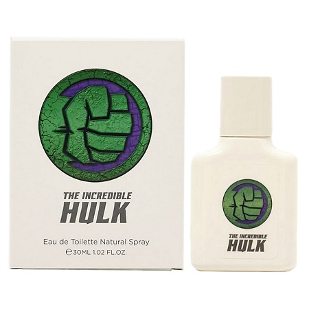 The Incredible Hulk cologne for Men by Zara
