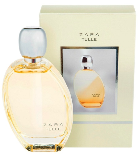 Tulle perfume for Women by Zara