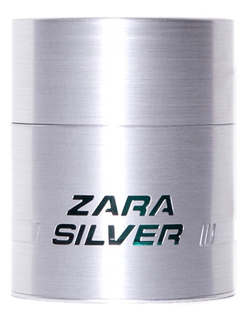 Zara Silver cologne for Men by Zara