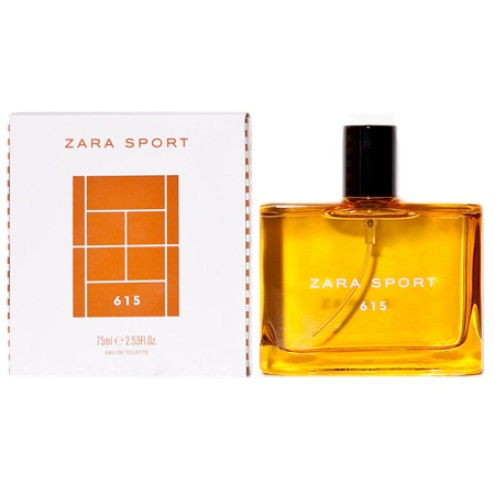 Zara Sport 615 cologne for Men by Zara