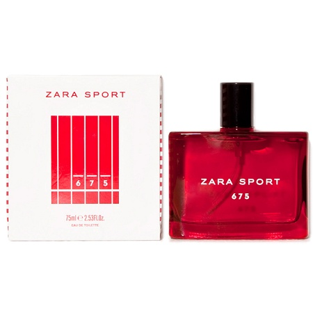 Zara Sport 675 cologne for Men by Zara