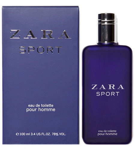 Zara Sport cologne for Men by Zara