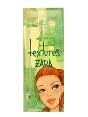 Textures Green perfume for Women by Zara