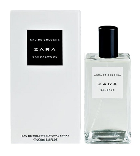 Sandalo cologne for Men by Zara