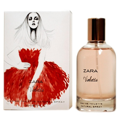 Violetta perfume for Women by Zara