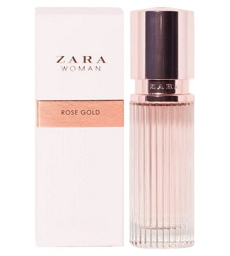Rose Gold 2013 perfume for Women by Zara