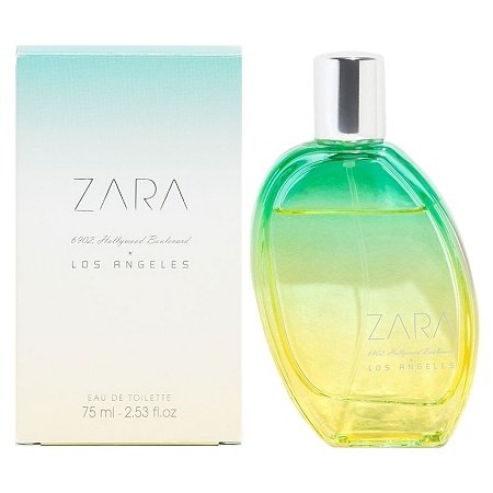 6902 Hollywood Boulevard Los Angeles perfume for Women by Zara