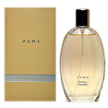 Powdery Magnolia perfume for Women by Zara
