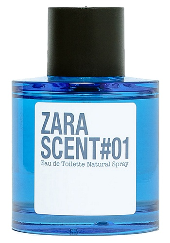 Scent 01 cologne for Men by Zara